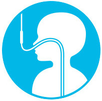 Feeding tube icon